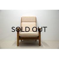 Hans.J.Wegner GE290A Easy Chair Oak