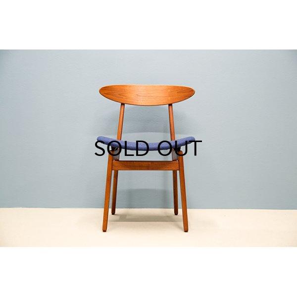 画像1: Vilhelm Wohlert #420 Dining Chair (1)(銀座店)