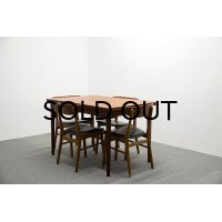 Teak Extention Dining Table