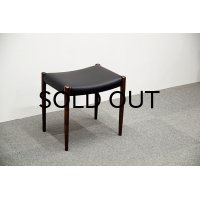 Niels.O.Moller 80A Rosewood Stool
