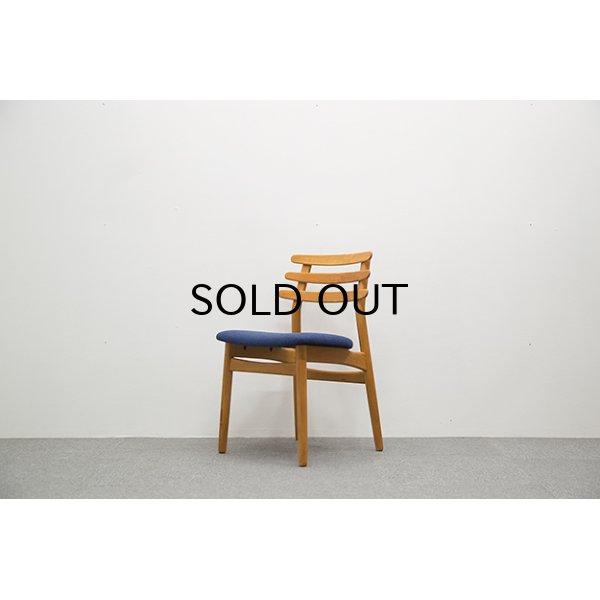画像2: Poul.M.Volther J48 Dining Chair Beech