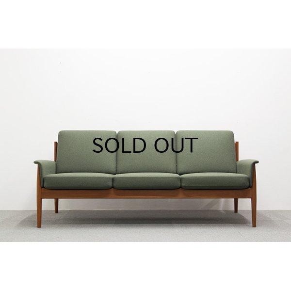 画像1: Grete Jalk 3p Sofa