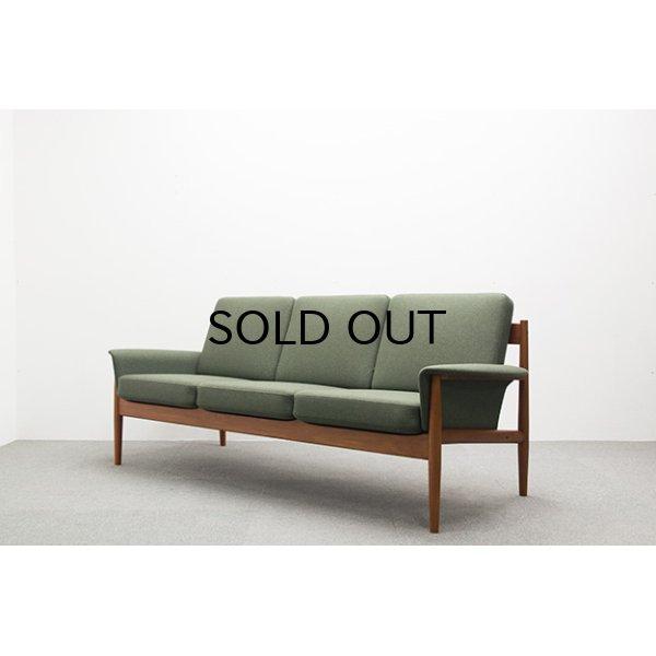 画像2: Grete Jalk 3p Sofa