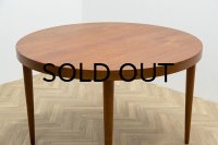 Kai Kristiansen Round Dining Table