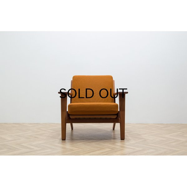 画像2: Hans.J.Wegner GE290 Easy Chair Teak