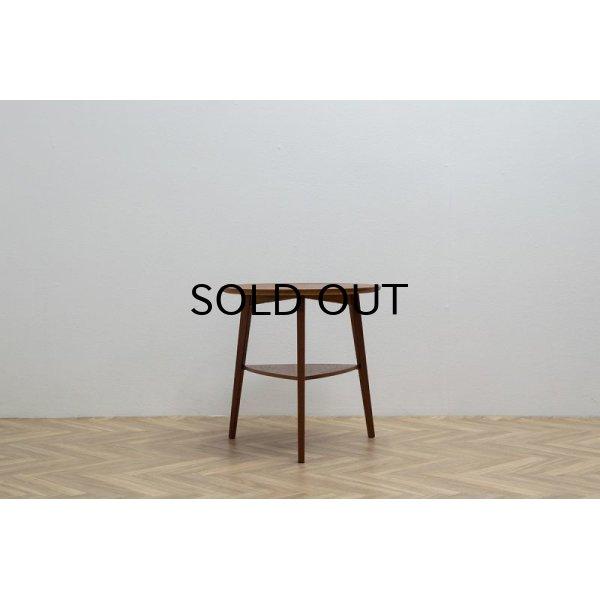 画像2: Teak Round Side Table