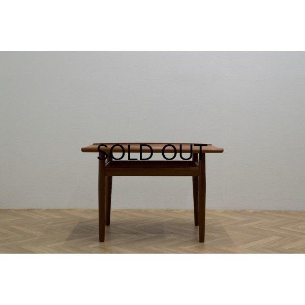画像2: Grete Jalk Teak Small Coffee Table