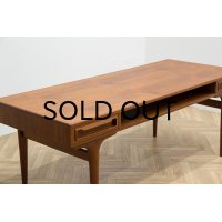 Johannes Andersen Teak Coffee Table