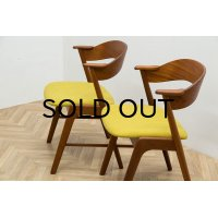 Kai Kristiansen Model 32 Dining Chair 2脚セット販売
