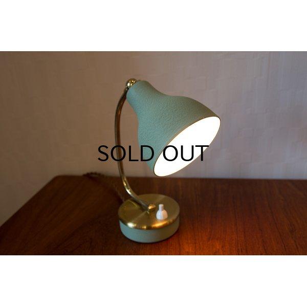 画像1: Small Desk Lamp Green