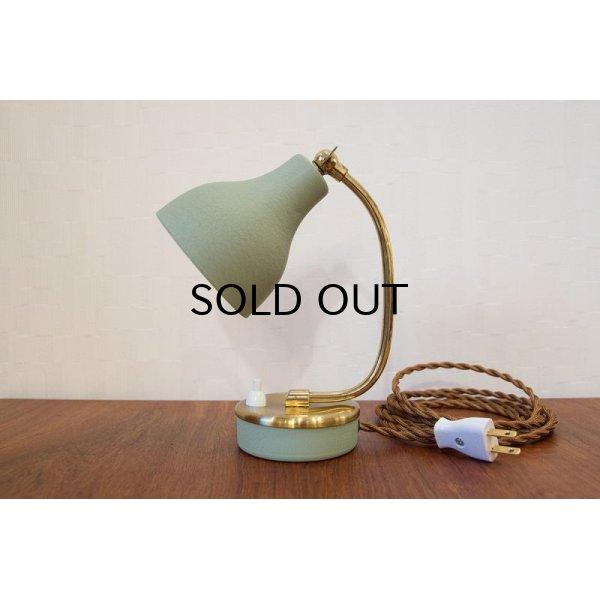画像2: Small Desk Lamp Green