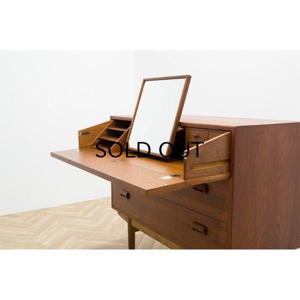 画像1: Borge Mogensen Teak Dresser Chest Model 133