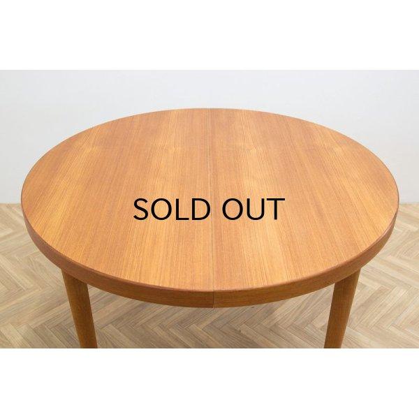 画像2: Kai Kristiansen Round Dining Table