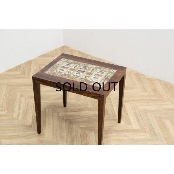 画像1: Haslev & Royal Copenhagen Side Table (small)
