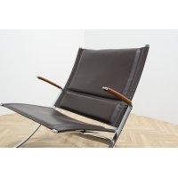 FK82 X Chair / Preben Fabricius & Jorgen Kastholm