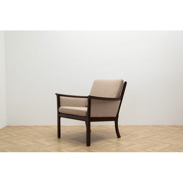 画像2: Ole Wanscher PJ Easy Chair Mahogany