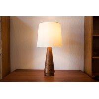 Solid Teak Table Lamp