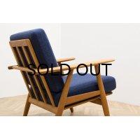 Hans.J.Wegner GE240 Easy Chair ,Oak