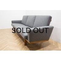 Hans.J.Wegner GE236-3P Sofa ,Oak