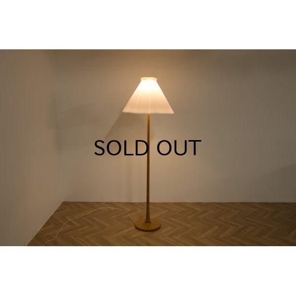 画像1: Le Klint 327 Floor Lamp Oak(銀座店)
