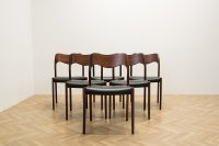 Niels.O.Moller No.71 Rosewood Dining Chair 6脚セット販売