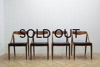 Johannes Andersen Dining Chair 4脚セット販売