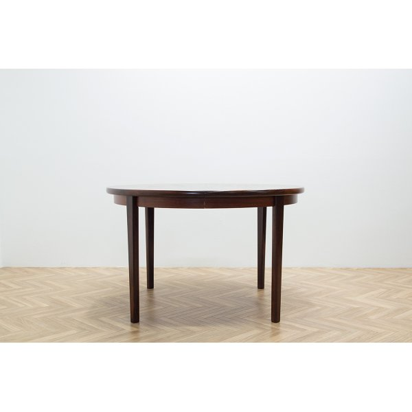 画像2: Skovby Rosewood Round Dining Table