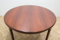 Skovby Rosewood Round Dining Table